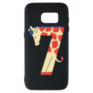 Phone case for Samsung S7 Animal figurine for 7 years