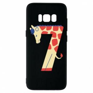 Etui na Samsung S8 Figurka zwierzęca od 7 lat