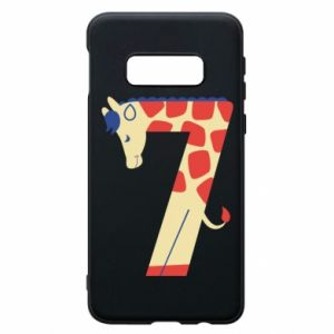 Phone case for Samsung S10e Animal figurine for 7 years