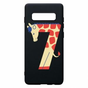 Phone case for Samsung S10+ Animal figurine for 7 years
