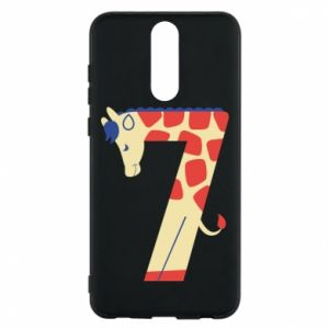 Phone case for Huawei Mate 10 Lite Animal figurine for 7 years