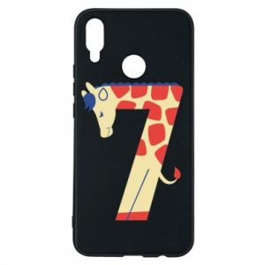 Phone case for Huawei P Smart Plus Animal figurine for 7 years