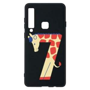Phone case for Samsung A9 2018 Animal figurine for 7 years