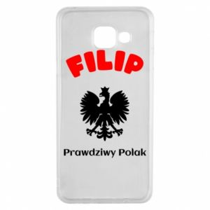 Phone case for Huawei Y5 2018 Filip is a real Pole - PrintSalon