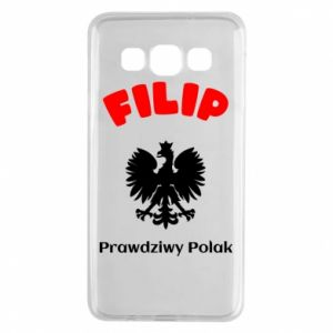 Phone case for Huawei Y6 2018 Filip is a real Pole - PrintSalon