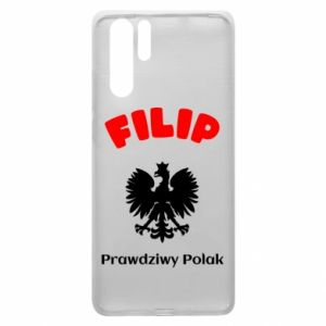 Phone case for Huawei P20 Filip is a real Pole - PrintSalon