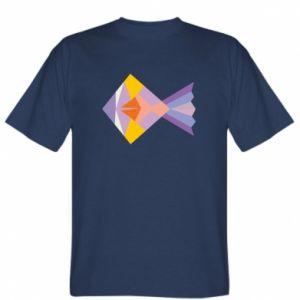 Koszulka Fish abstraction