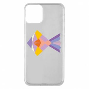 Etui na iPhone 11 Fish abstraction