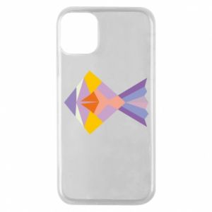 Etui na iPhone 11 Pro Fish abstraction