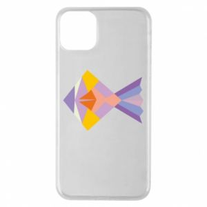 Etui na iPhone 11 Pro Max Fish abstraction