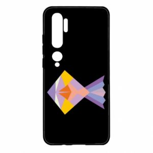 Etui na Xiaomi Mi Note 10 Fish abstraction
