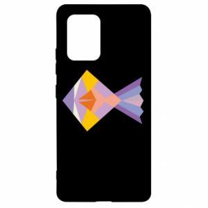 Etui na Samsung S10 Lite Fish abstraction