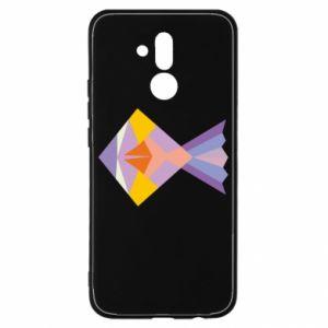 Etui na Huawei Mate 20 Lite Fish abstraction