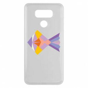 Etui na LG G6 Fish abstraction
