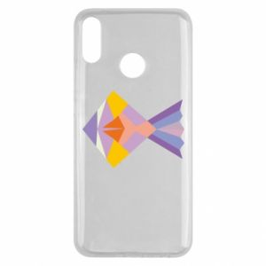 Etui na Huawei Y9 2019 Fish abstraction