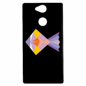 Etui na Sony Xperia XA2 Fish abstraction