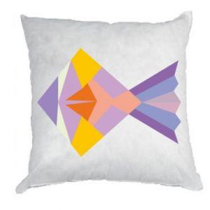 Poduszka Fish abstraction