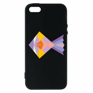Etui na iPhone 5/5S/SE Fish abstraction