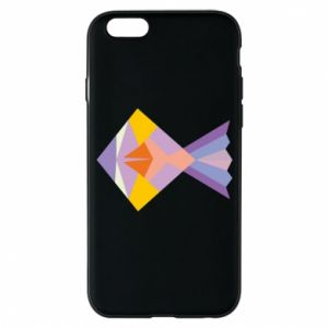 Etui na iPhone 6/6S Fish abstraction