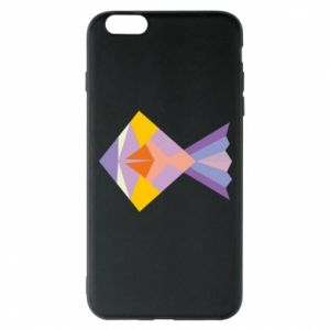 Etui na iPhone 6 Plus/6S Plus Fish abstraction