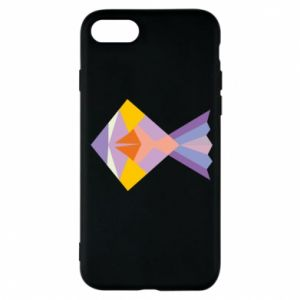 Etui na iPhone 8 Fish abstraction
