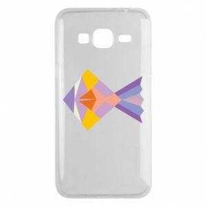 Etui na Samsung J3 2016 Fish abstraction