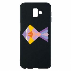 Etui na Samsung J6 Plus 2018 Fish abstraction