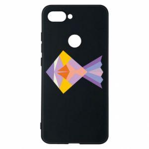 Etui na Xiaomi Mi8 Lite Fish abstraction