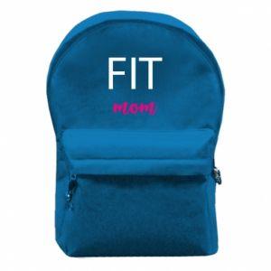Plecak z przednią kieszenią Fit mom