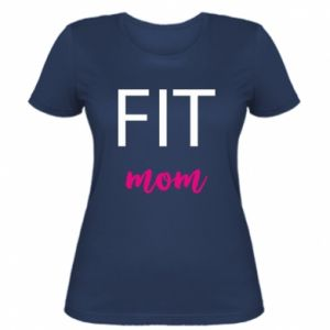 Women's t-shirt Fit mom
