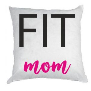 Pillow Fit mom