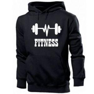 Men's hoodie Fitness