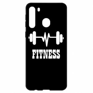 Samsung A21 Case Fitness