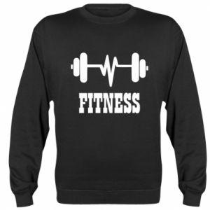 Bluza (raglan) Fitness