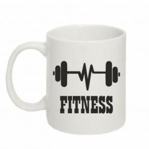Kubek 330ml Fitness
