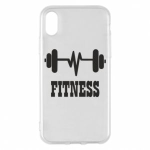 Etui na iPhone X/Xs Fitness