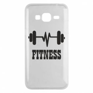 Phone case for Samsung J3 2016 Fitness