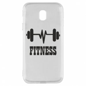 Phone case for Samsung J3 2017 Fitness