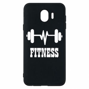 Phone case for Samsung J4 Fitness