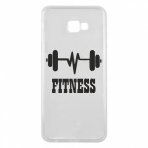 Phone case for Samsung J4 Plus 2018 Fitness