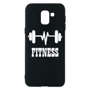 Phone case for Samsung J6 Fitness