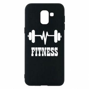 Etui na Samsung J6 Fitness