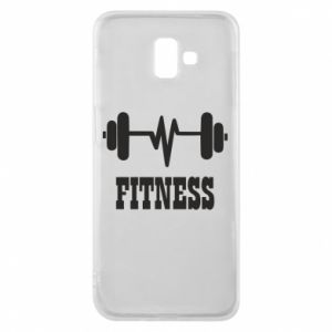 Phone case for Samsung J6 Plus 2018 Fitness