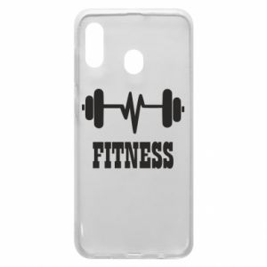 Phone case for Samsung A30 Fitness