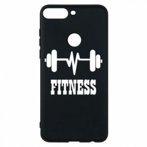 Phone case for Huawei Y7 Prime 2018 Fitness