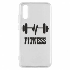Phone case for Huawei P20 Fitness