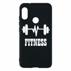 Phone case for Mi A2 Lite Fitness