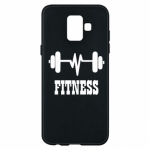 Phone case for Samsung A6 2018 Fitness