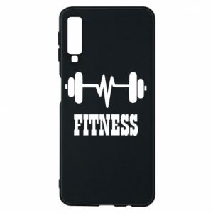 Phone case for Samsung A7 2018 Fitness