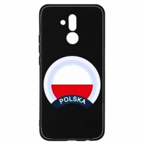 Huawei Mate 20Lite Case Flag Of Poland round